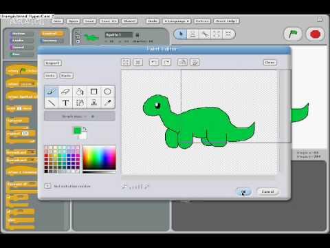 Kursus Game dan Animasi Anak-Anak