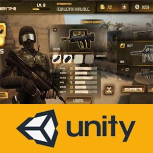 Kursus coding unity